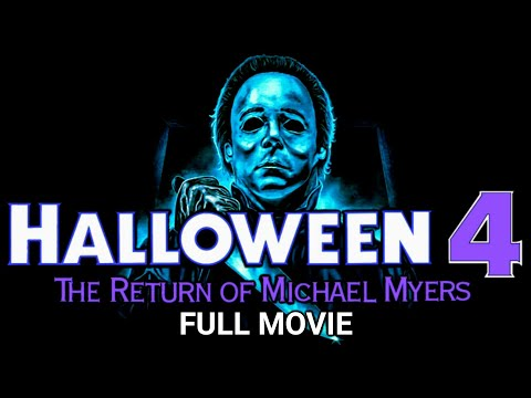 Halloween 4 The Return of Michael Myers (Full Movie) HD link in description!