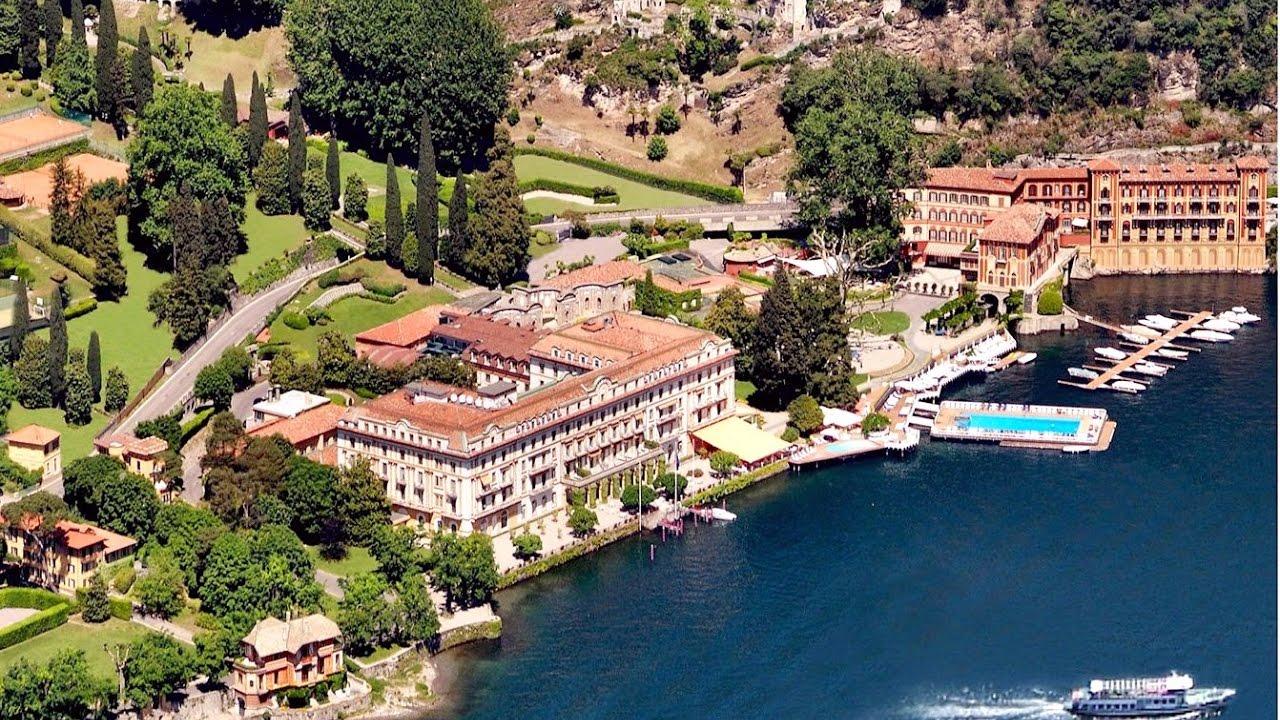 italy villa d 39 este lake como hd youtube. Black Bedroom Furniture Sets. Home Design Ideas