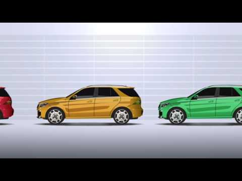 Vector Car Animation - Motion Graphics