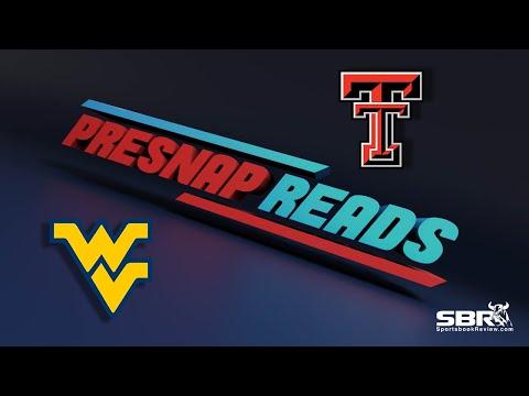 West Virginia vs Texas Tech | Presnap Reads Clips | College Football Betting Tips