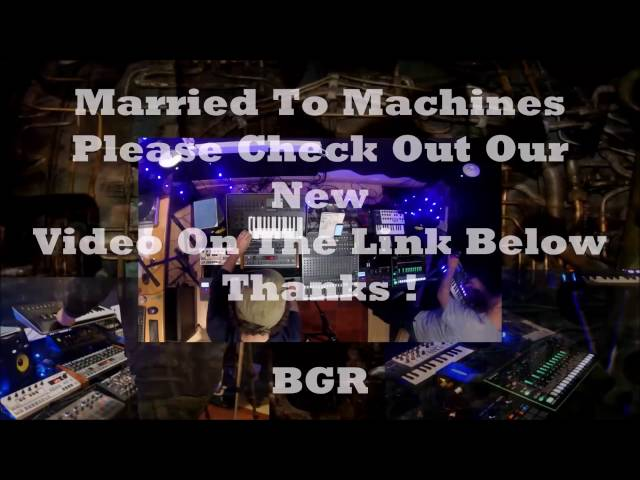 Married To Machines - Live Techno House Jam Session - Entropy Roland Korg 777 Novation