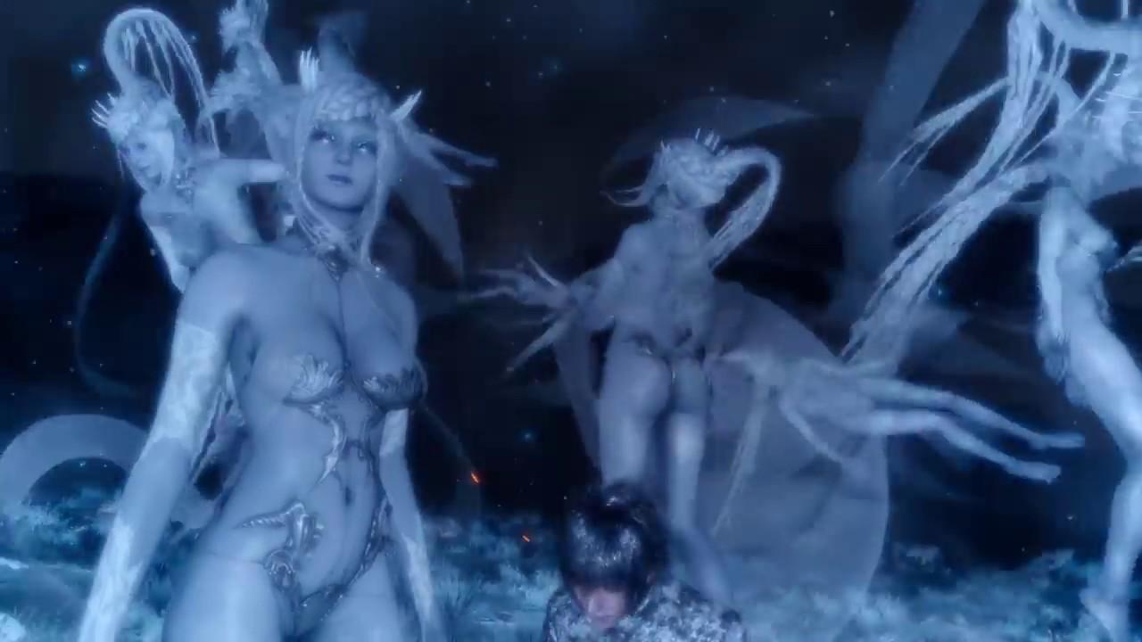 XXX Cartoon Final Fantasy Sex Pictures