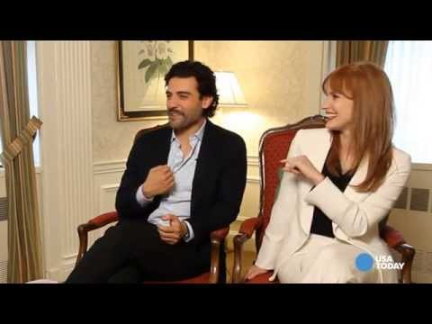 Jessica Chastain: I'm a geek and I'm going to Comic Con