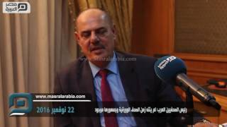 مصر العربية   رئيس الصحفيين العرب: لم ينته زمن الصحف الوورقية وجمهورها موجود