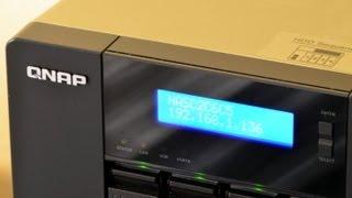 видео QNAP TurboNAS TS-419P II. Собиратель полезностей • UPgrade