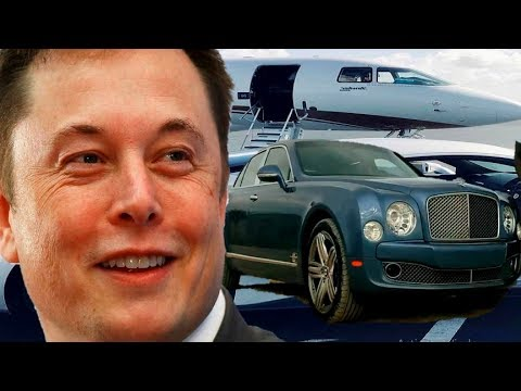 7 expensive things owned by Elon Musk