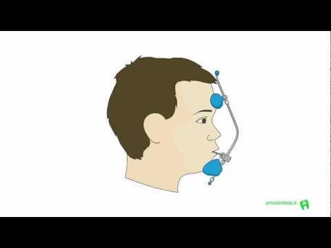 maschera facciale terza classe