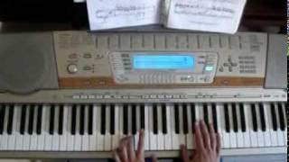 Watermark - Enya (piano instrumental)