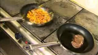 Говядина с фасолью !