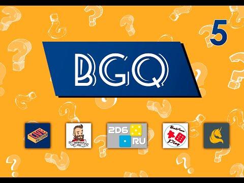 Board Game Quizzz  #5