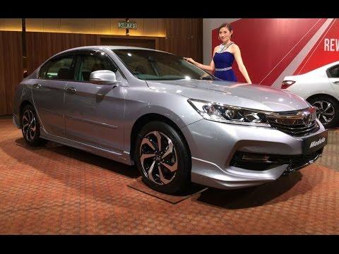 New Honda Accord 2018 >> The New 2016 Honda Accord 2.0L VTi-L Full Bodykit Interior