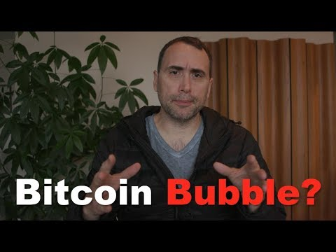Is Bitcoin In A Bubble?