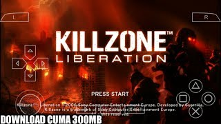Cara Download Game Killzone Liberation PPSSPP Android