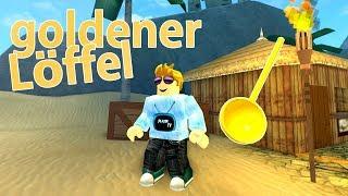 the Golden Spoon ▶ Roblox treasure hunt Simulator #06