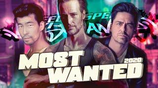 """Как выглядят актеры """"Черного списка"""" в наше время?   Need For Speed Most Wanted 2005"""