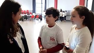 La Voix des Jeunes - A la découverte du Conseil Municipal des Enfants de Lille