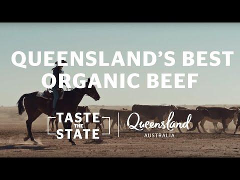 OBE Organic Beef | Taste the State – Queensland, Australia