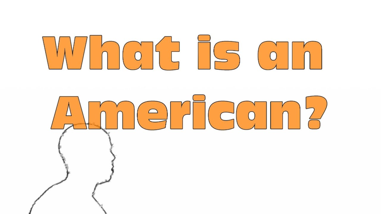 Image result for what is an American