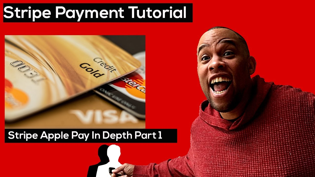 Stripe Payment Gateway | Apple Pay App | Stripe Apple Pay In Depth Part 1 | DiverseCoderTV