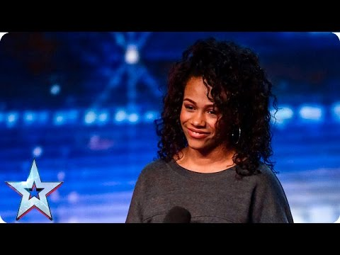 The spotlight is on Morgan Smith | Auditions Week 6 | Britain鈥檚 Got Talent 2016