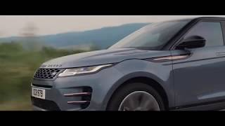 2019 Range Rover Evoque - The Original Luxury Compact SUV Evolved - Land Rover - ROGEE