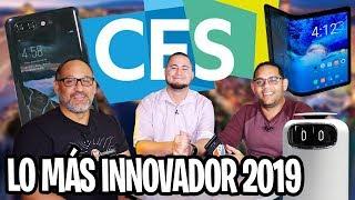 LOS MEJORES PRODUCTOS Y MAS NOVEDOSOS DE #CES2019