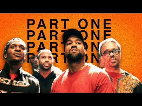 "Kanye West: The Making of ""The Life of Pablo"" 
