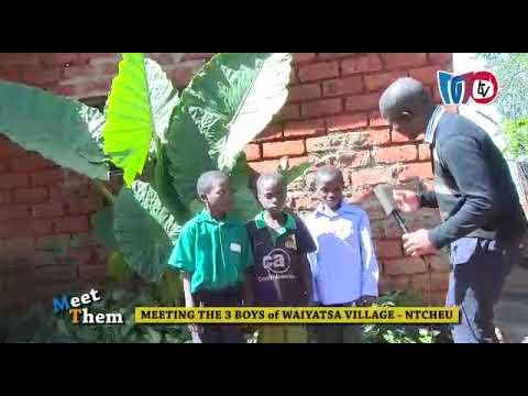 3 Boys Malawi SDA Church