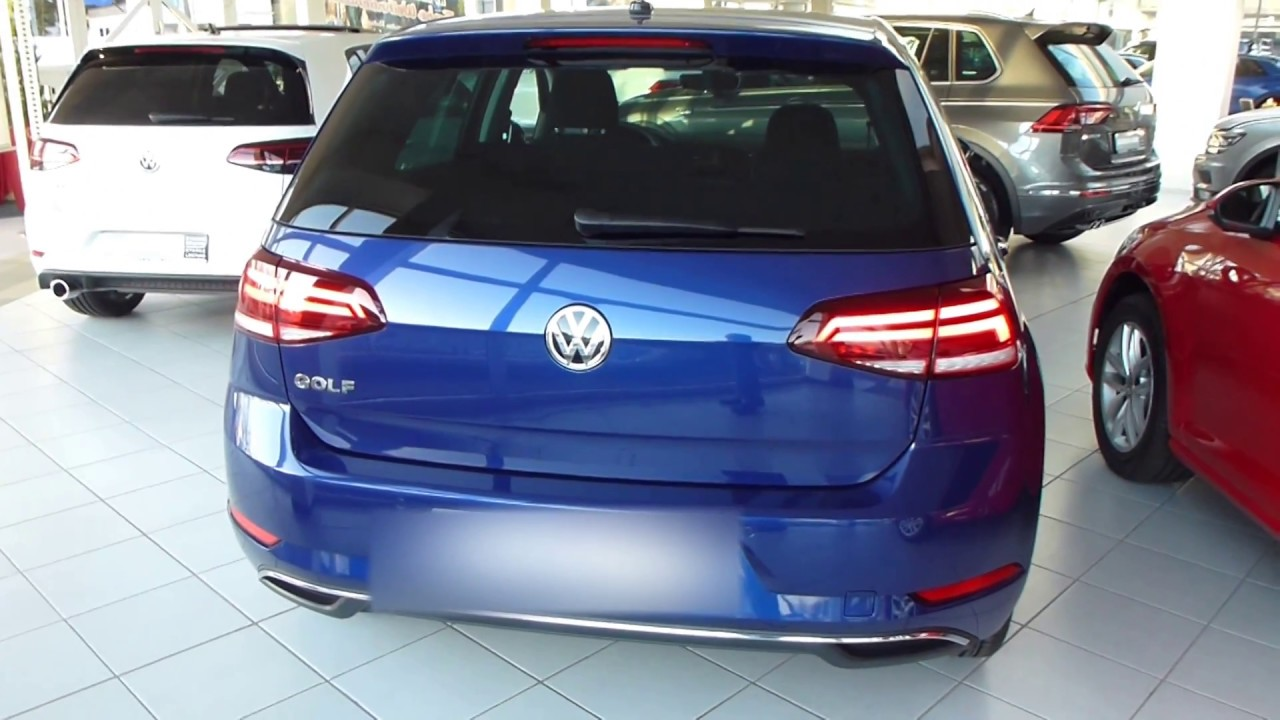 2018 vw golf 39 39 join 39 39 1 5 tsi act bluemotion exterior. Black Bedroom Furniture Sets. Home Design Ideas