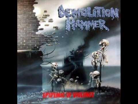 Demolition Hammer \