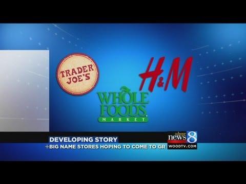 H&M moving into Grand Rapids area