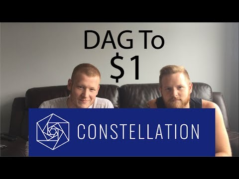 Constellation (DAG) $1 Price Prediction! Why We Buy This Crypto Every Week! #Podcast