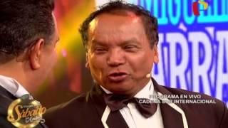 Miguelito Barraza y Melcochita: la pelea del año en 'Porque hoy es Sábado' (5/8)
