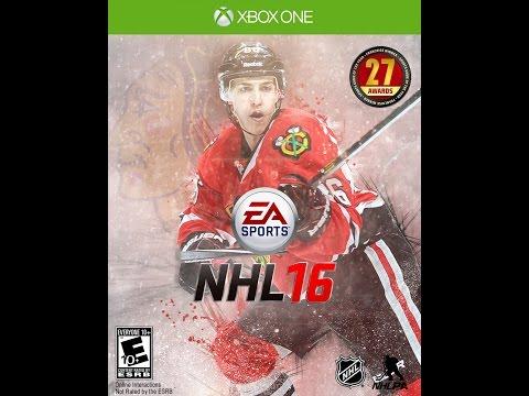 Teravainen NHL 16 Cover Speedart