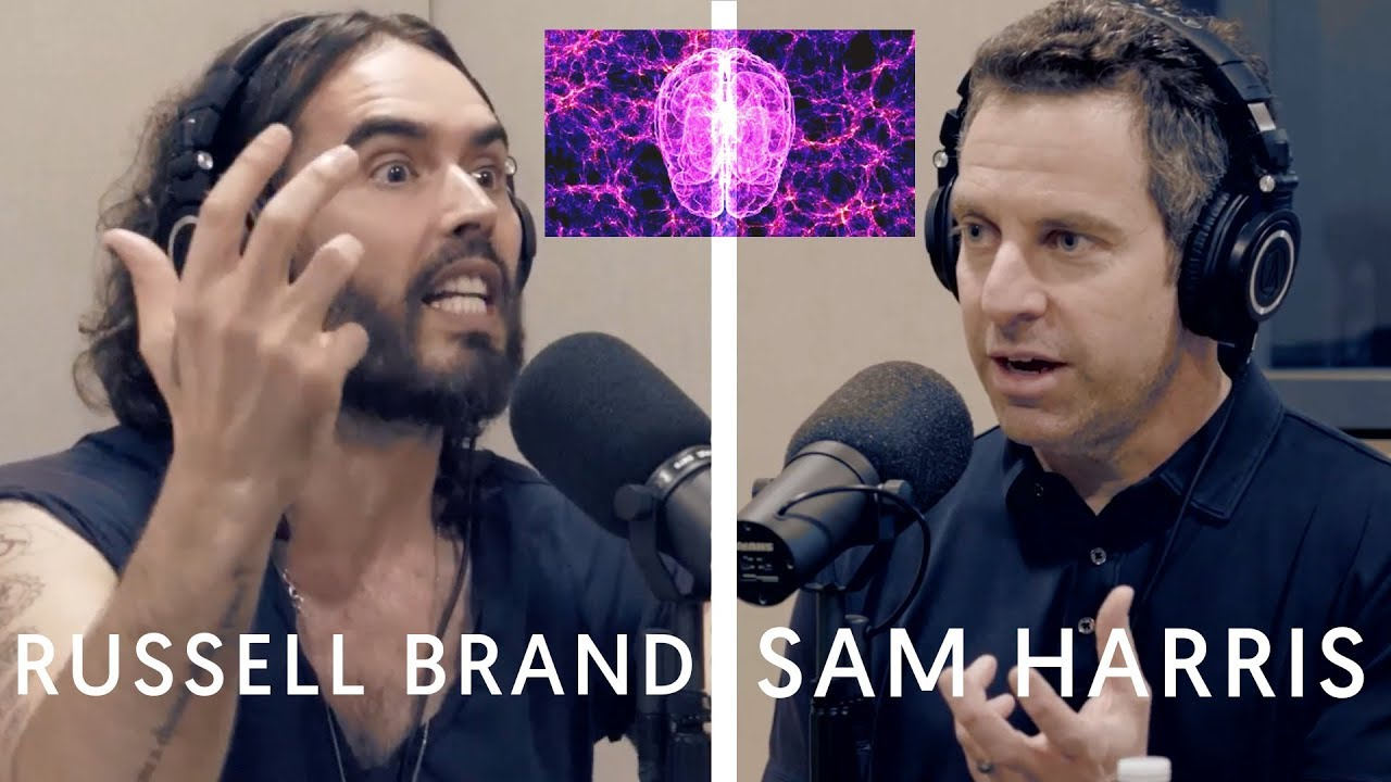 The Science Of Consciousness | Russell Brand & Sam Harris