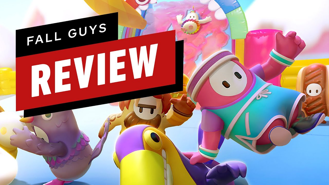 Fall Guys: Ultimate Knockout Review (Video Game Video Review)