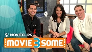 Movie3Some: Episode 26 - Dave Karger