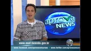 Aprova News : Informações atualizadas até 23/04/2012