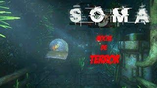 """NOCHE DE TERROR """"SOMA"""" PS4"""