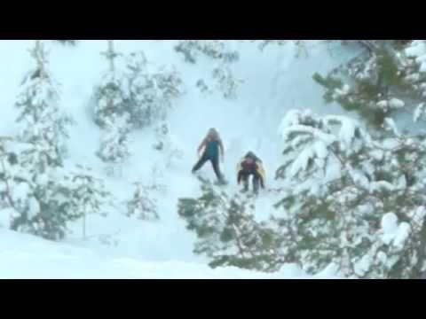 А снег не знал и падал - Видео приколы ржачные до слез