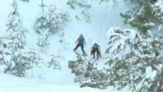 Скачать А снег не знал и падал