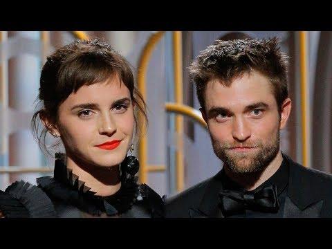 Emma Watson & Robert Pattinson Have Harry Potter Reunion & Fans FREAK Out