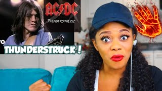 NIGERIAN FIRST TIME HEARING| AC/DC - THUNDERSTRUCK (EPIC REACTION!!)