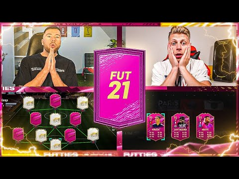 FIFA 21: RANDOM FUTTIES PICK SQUAD BUILDER BATTLE endet GÖTTLICH 🔥🔥