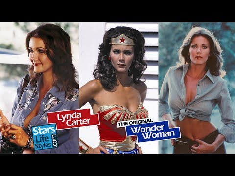 Lynda Carter, The Original Wonder Woman | 70s TV Series