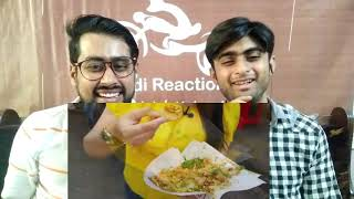 Pakistani Reaction To | Mumbai Street Food _ Indian Street Food | PINDI REACTION |