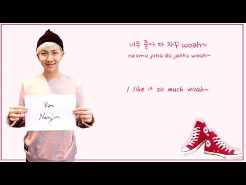 BTS Rap Monster (랩몬스터) - Converse High 컨버스하이 [Lyrics Han|Rom|Eng]