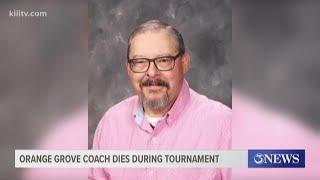 Orange Grove coach dies during tennis tournament