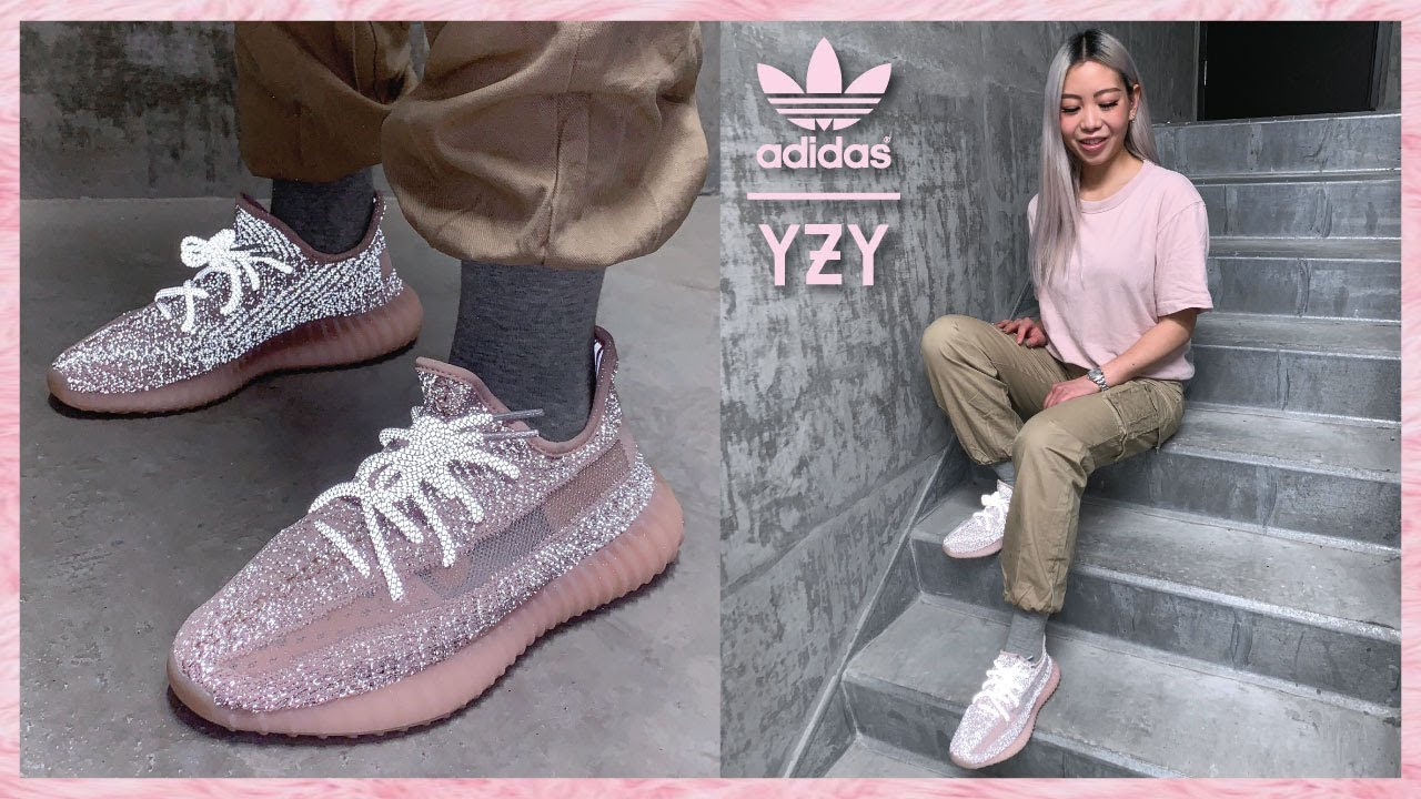 YEEZY 350 V2 SYNTH REFLECTIVE | Review