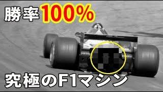 【衝撃】F1マシンの空力を求めすぎてしまった結果…!